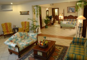 Marbella Presidential Suite Room